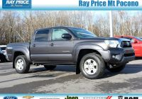 Used toyota Tacoma Awesome Used 2012 toyota Ta A for Sale at Ray Price ford