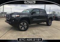 Used toyota Tacoma Awesome Used 2019 toyota Ta A for Sale at Ultimate Auto Group Inc