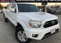 Used toyota Tacoma Beautiful 2014 toyota Ta A Prerunner V6 Stock for Sale Near