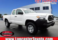 Used toyota Tacoma Beautiful Certified Pre Owned 2017 toyota Ta A Sr 4wd Extended Cab Pickup