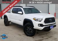 Used toyota Tacoma Beautiful Dealer Certified Used 2019 toyota Ta A 4wd Trd Offroad