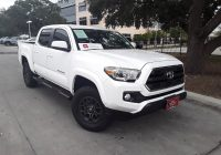Used toyota Tacoma Best Of Certified Pre Owned 2017 toyota Ta A Sr5 Rwd Crew Cab Pickup