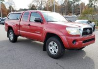 Used toyota Tacoma Best Of Pre Owned 2011 toyota Ta A 4wd Access I4 at 4wd