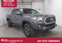 Used toyota Tacoma Best Of Pre Owned 2019 toyota Ta A 4wd Dbl Cb 4wd V6 Trd at 4wd