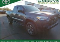 Used toyota Tacoma Best Of Used 2016 toyota Ta A Sr Access Cab 4wd