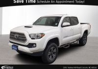 Used toyota Tacoma Best Of Used toyota Ta A Trd Sport for Sale In Grand island Ne