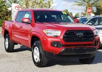 Used toyota Tacoma Elegant Certified Pre Owned 2018 toyota Ta A Sr Rwd Double Cab