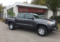 Used toyota Tacoma Fresh Pre Owned 2018 toyota Ta A Sr 4wd 4d Double Cab