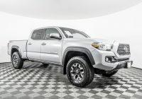 Used toyota Tacoma Fresh Used 2019 toyota Ta A Trd Offroad 4×4 Truck for Sale