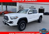 Used toyota Tacoma Inspirational Used 2019 toyota Ta A for Sale somerset Ky