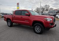 Used toyota Tacoma Lovely Pre Owned 2019 toyota Ta A 4wd Sr5 4wd