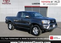 Used toyota Tacoma Lovely Used 2013 toyota Ta A for Sale In Red Bank Nj