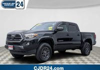 Used toyota Tacoma Luxury Pre Owned 2018 toyota Ta A Sr5 4wd