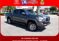 Used toyota Tacoma New Pre Owned 2018 toyota Ta A Sr5 Rwd Crew Cab Pickup