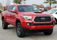 Used toyota Tacoma New Pre Owned 2019 toyota Ta A Trd Sport Rwd Double Cab