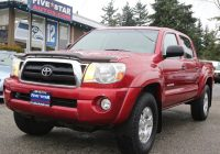 Used toyota Tacoma New Used 2005 toyota Ta A Prerunner V6