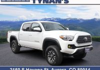 Used toyota Tacoma New Used 2018 toyota Ta A for Sale Aurora Co Stock N