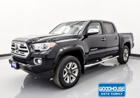 Used toyota Tacoma New Woodhouse Used 2018 toyota Ta A for Sale