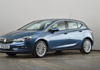 Used Vauxhall Cars for Sale Near Me Lovely Used Vauxhall astra 1 4t 16v 150 Elite 5dr Blue
