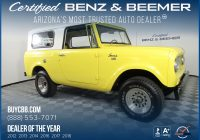 Used Yellow Cars for Sale Near Me Beautiful Used 1967 International Scout Yellow Yellow Black for Sale Near