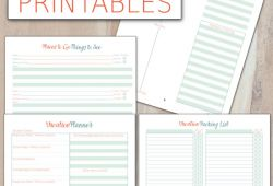 Elegant Vacation Planner