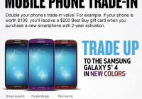 Value Trade In Fresh Best Buy Offering Double Trade In Value 100 Discount On