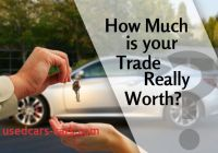 Value Trade In Unique Car Trade In Value Tips to Get the Most Money for Your