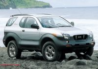 Vehicross Lovely isuzu Vehicross Reviews Research New Used Models