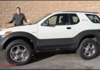 Vehicross Unique the isuzu Vehicross is the Weirdest Suv You forgot About