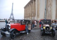Vintage Cars Best Of Parade Of Classic Cars Brings Vintage Glamour to Paris