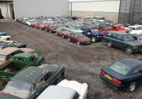 Vintage Cars Fresh Incredible Collection Of 135 Vintage Cars Worth Thousands Up