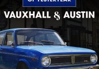 Vintage Cars Fresh Watch Classic Cars Of Yesteryear Vauxhall & Austins A