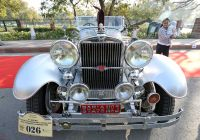 Vintage Cars Lovely Vintage Cars From Around the World Gather at India Gate