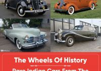 Vintage Cars Luxury Vintage Cars In India From 1947