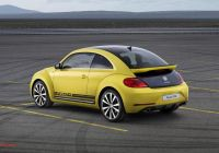 Volkswagen Beetle 0-60 Time Beautiful Volkswagen Beetle Gsr Limited Edition Pricing Announced Us