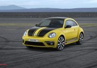 Volkswagen Beetle 0-60 Time Unique Volkswagen Beetle Gsr Limited Edition Pricing Announced Us