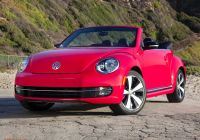 Volkswagen Beetle 50s Edition Awesome 2013 Volkswagen Beetle 2 0l Tdi 2dr Convertible Specs and Prices