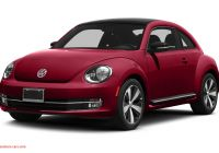Volkswagen Beetle 50s Edition New 2013 Volkswagen Beetle 2 0l Tdi 2dr Hatchback for Sale
