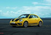 Volkswagen Beetle 70s Edition Lovely Volkswagen Beetle Gsr Limited Edition Pricing Announced Us