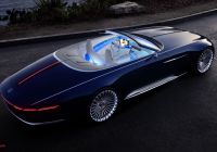 Volkswagen Beetle Bekas New Vision Mercedes Maybach 6 Cabriolet is Last Year S Concept