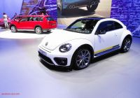 Volkswagen Beetle Designer Beautiful Vw Beetle Powers In to New York with R Line Denim and More