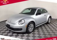 Volkswagen Beetle End Date Unique Used 2014 Volkswagen Beetle 2 5l Entry Fwd Hatchback