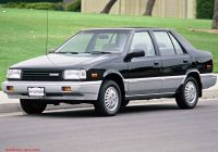 Volkswagen Beetle Evolution Lovely Hyundai Excel Sedan north America X1 1987–89 with Images