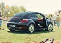 Volkswagen Beetle Fender Edition Beautiful Volkswagen Beetle the Latest News and Reviews with the