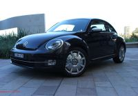 Volkswagen Beetle Fender Edition Luxury Volkswagen Beetle Review Fender Edition