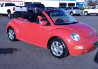 Volkswagen Beetle for Sale by Owner Beautiful 2003 Volkswagen New Beetle Convertible 2dr Convertible Gls Manual