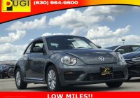 Volkswagen Beetle for Sale by Owner Unique Certified Pre Owned 2019 Volkswagen Beetle Fwd Hatchback