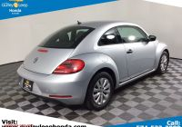 Volkswagen Beetle for Sale Used Luxury Used 2014 Volkswagen Beetle Coupe 2 5l Entry