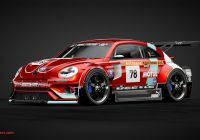 Volkswagen Beetle Gr.3 Unique Vw Beetle Type 1 1302s Race Car Car Livery by