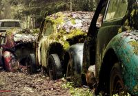 Volkswagen Beetle Graveyard Elegant Abandoned Vehicles Chernobyl Couldn T Find the source Of